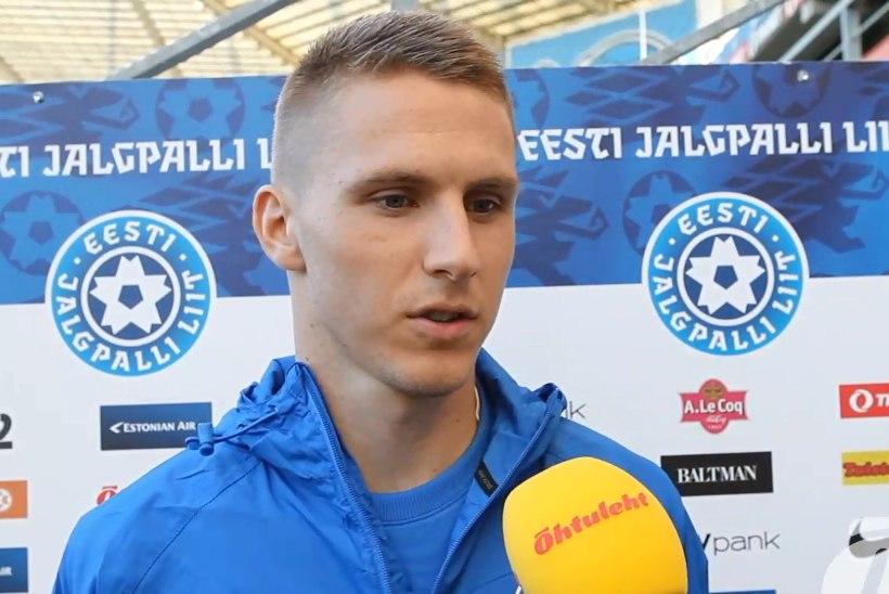 ÕHTULEHE VIDEO   Karol Mets eksimusest Mariboris: mõne päeva mõtlesin selle peale