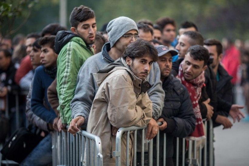 Saksamaale käib põgenikevool üle jõu