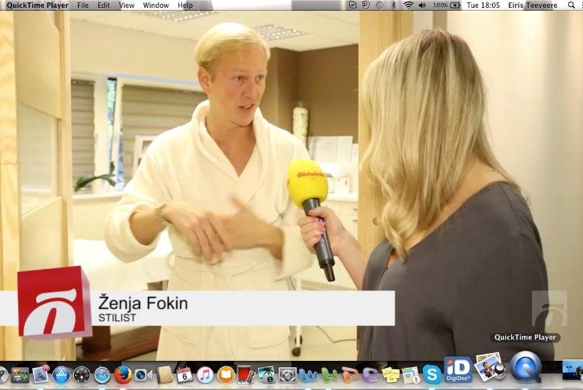 ILUKOOL | Mis on Ženja Fokini ilu saladus ja mis peitub tema kosmeetikakotis?