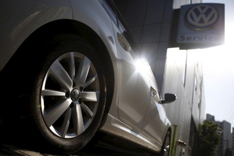 VW diiselautode omanikud! Vaadake, kas teie autos on petutarkvara!