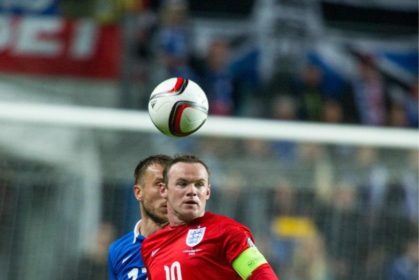 Vigastuste laine Inglismaa vutikoondises: kaitsja audis, Rooney ja Ings küsimärgiga