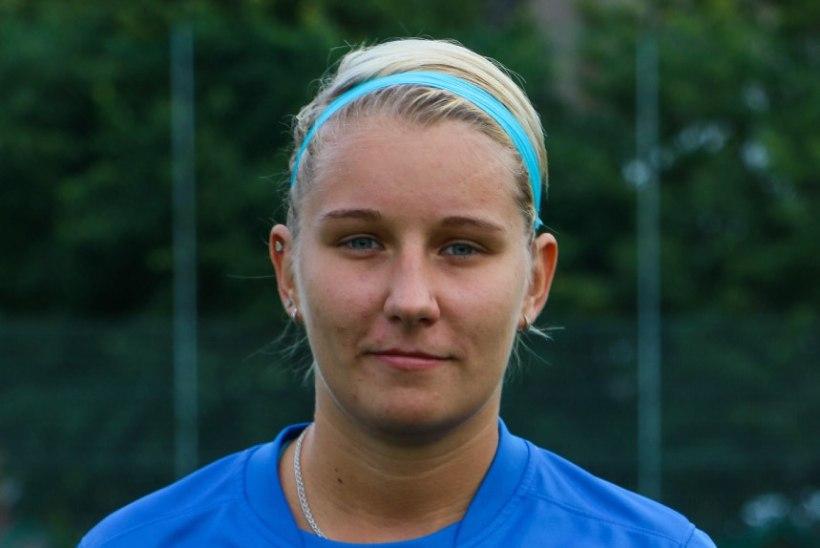 Naiste koondislane Merily Toom: jalgpall on pigem meeste ala? oo ei!
