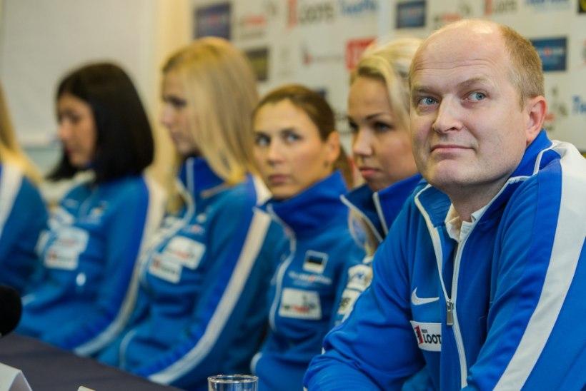 Julia Beljajeva: kui kaklema hakkame, poleks võistkonnal sellest kasu!