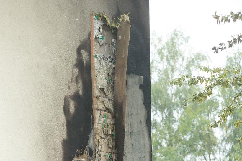JUURDLUS TUVASTAS: pagulaskeskuse turvamees käitus põlenguööl õigesti