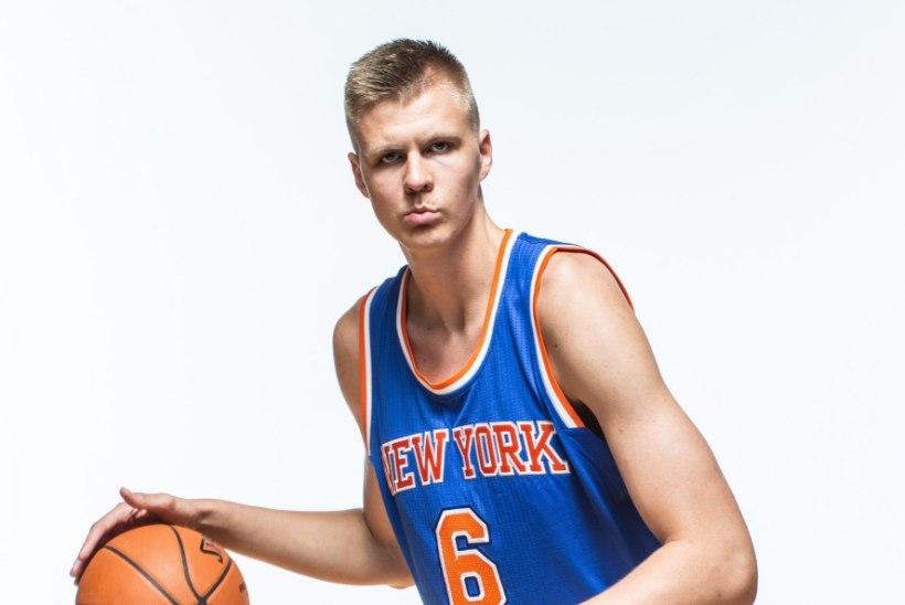 Lätlasest tuleb NBA superstaar? Abitreener: ta on segu Nowitzkist ja Gasolist!