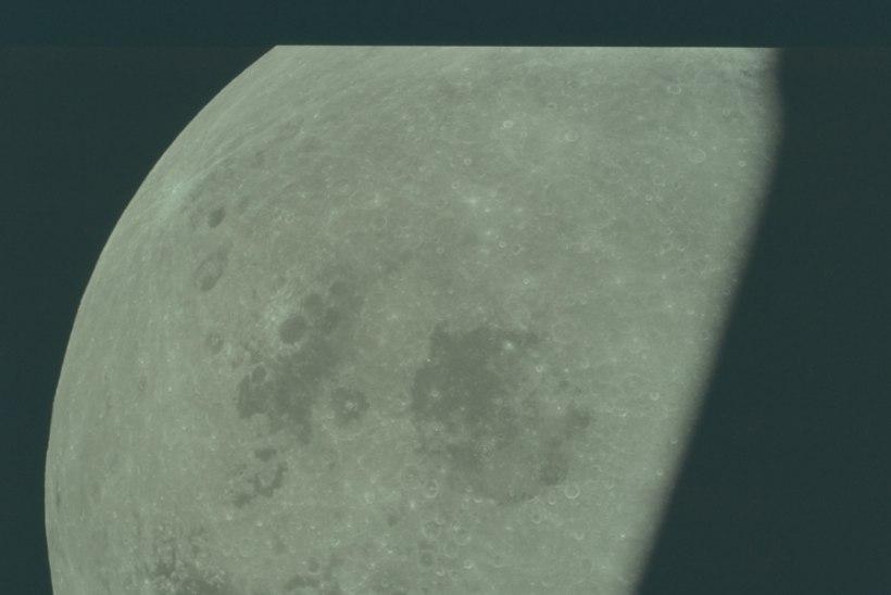 GALERII | NASA avaldas seninägemata kaadreid lendudest Kuule