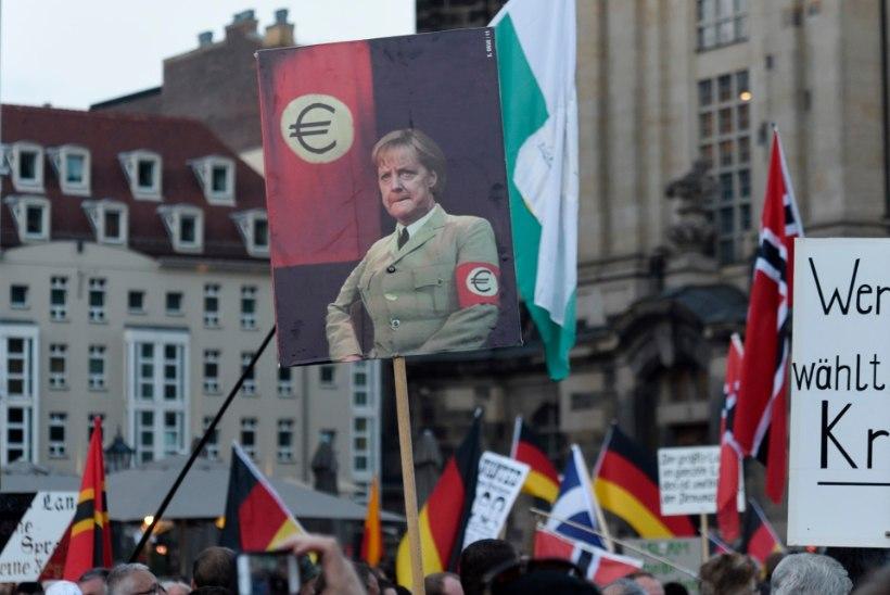 Sakslased muutuvad järjest kriitilisemaks pagulaste suhtes