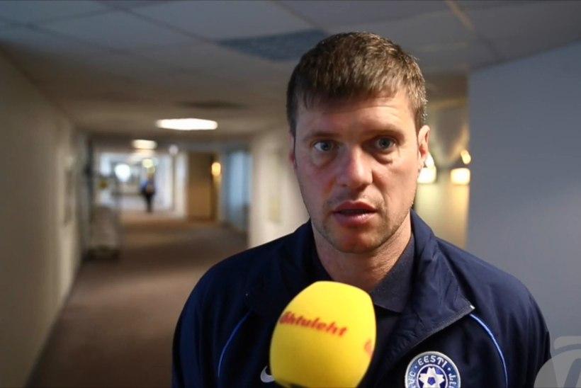 ÕHTULEHE VIDEO | Peatreener Marko Lelov U19 koondise EM-valikturniiri vastastest, trumpidest, eesmärkidest ja muust