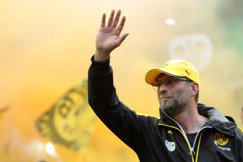 Jürgen Kloppist saigi Liverpooli peatreener