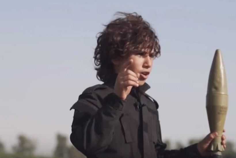 VIDEO | ISISe lapsterrorist lubab Barack Obamal pea maha raiuda