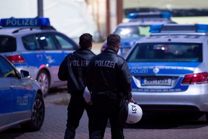 Saksamaal kaklesid sajad pagulased