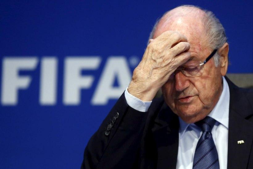 Kaos maailma jalgpallis – Blatter  ja Platini ametist kõrvaldatud
