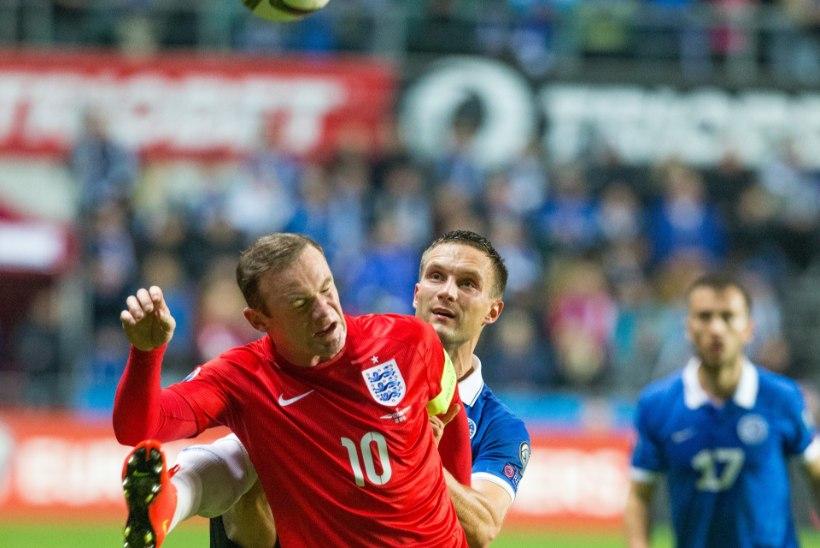 KINNITATUD! Inglismaa kapten Eesti vastu ei mängi