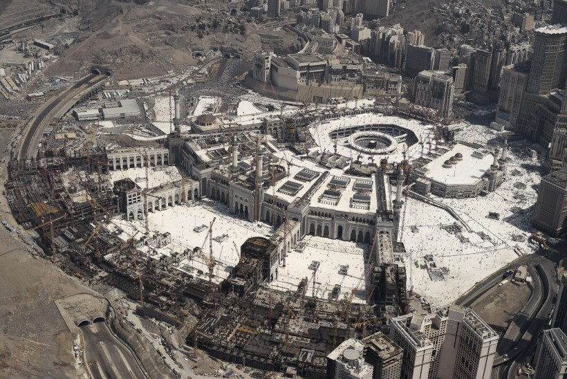 Moslemite palverännakut saadavad inimohvrid