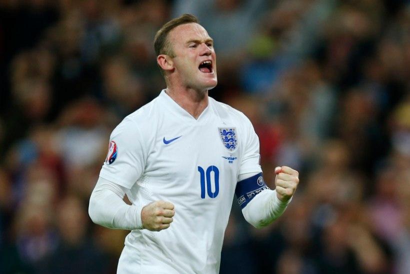 FOTOUUDIS | Wayne Rooney't ootab Inglismaa - Eesti mängu eel uhke meene