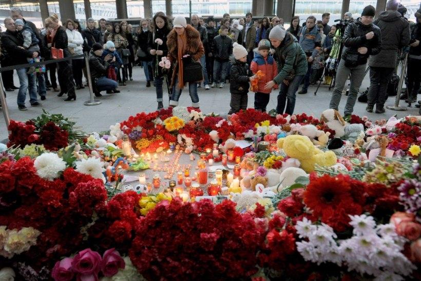 VENEMAA LEINAS: lennuõnnetus nõudis 224 inimelu