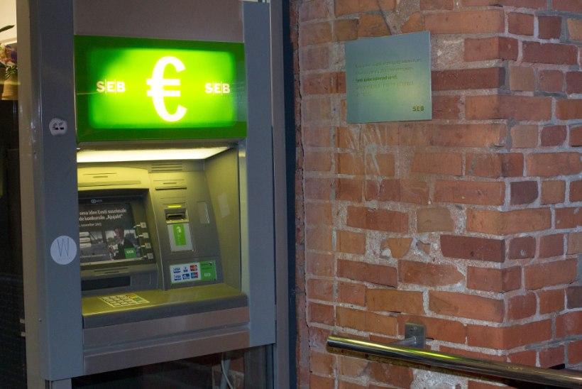 Eesti kuulsaim pangaautomaat saab endale uue kodupaiga