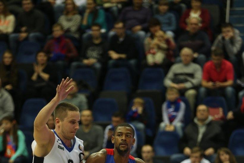 Seitsme CSKA korvpalluri palk Kalevi eelarvest suurem!