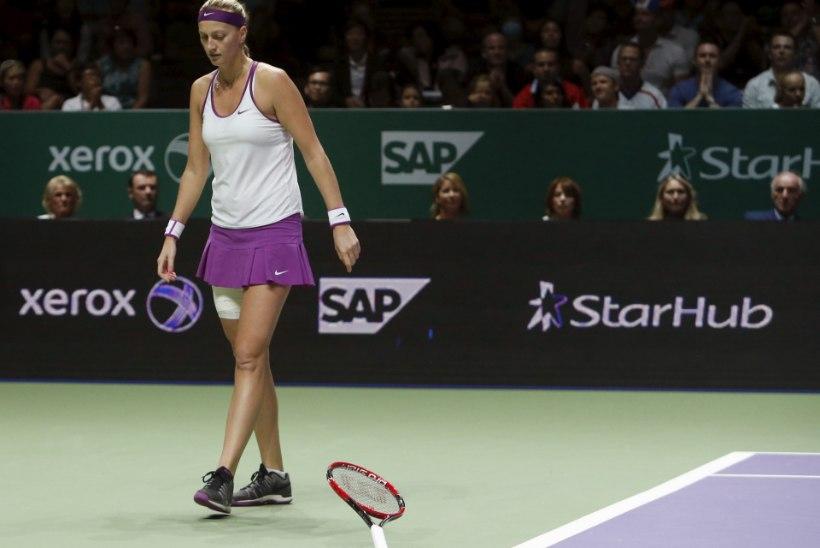 GALERII   Radwanska tegi WTA aastalõputurniiril ajalugu