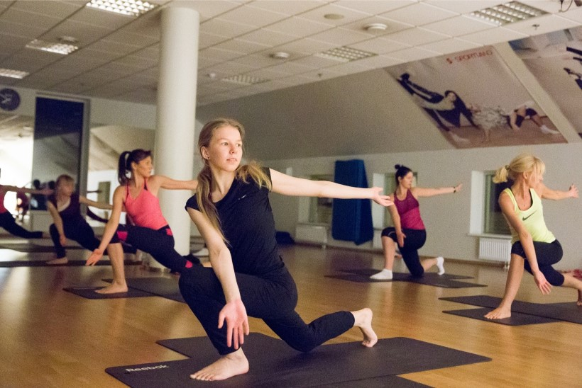 Bodybalance ei ole pelgalt leebe kulgemine