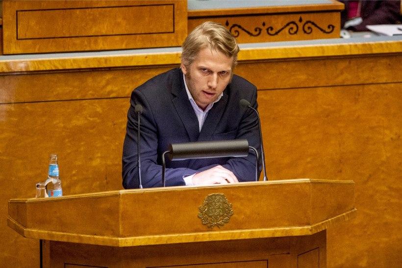 Jaanus Karilaid kandideerib Keskerakonna esimeheks