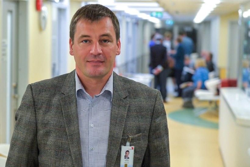 Kärpekirves raiub ka haiglates – koondatakse 165 ametikohta