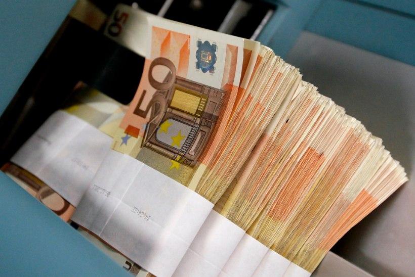 HALB UUDIS: Eesti majanduskasv oodatust väiksem