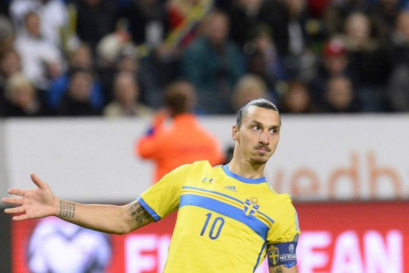 Kas kapten Zlatan hävitab lõunanaabrid?