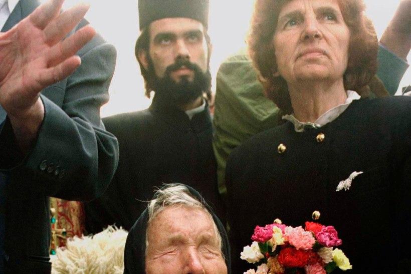 Selgeltnägija Vanga: Süüriast saab alguse Kolmas maailmasõda