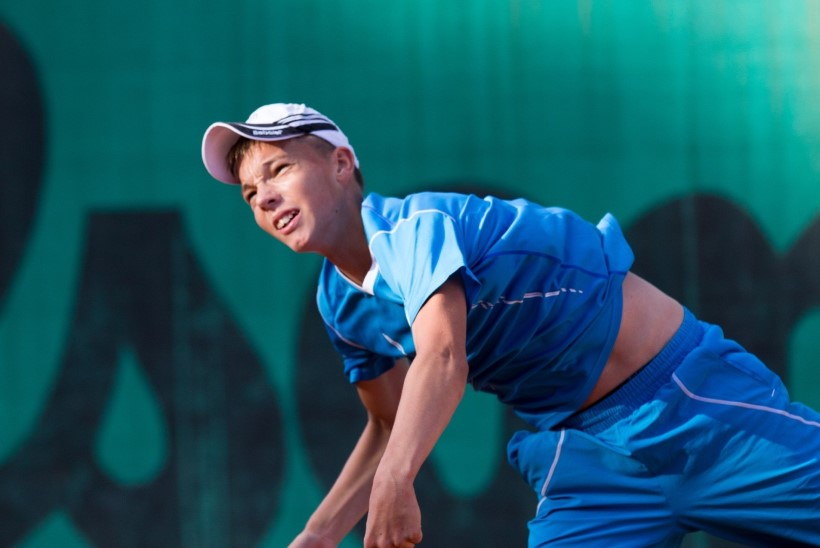 Ivanov ja Raisma jõudsid Pärnus veerandfinaali