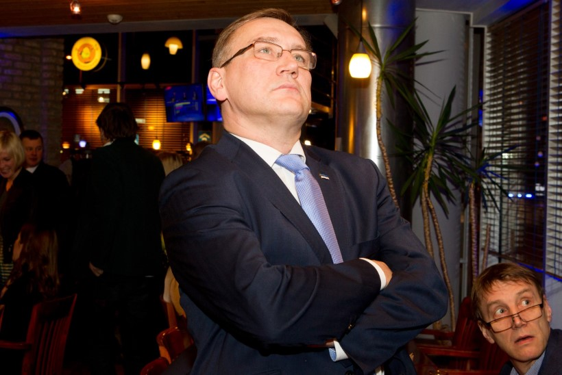 Kas Juhan Parts jääb Euroopa töökohast ilma?