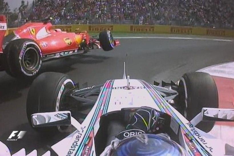 ÕLI TULLE! Valtteri Bottaselt küsiti, kumb võidaks joomavõistluse Kimi Räikköneniga!