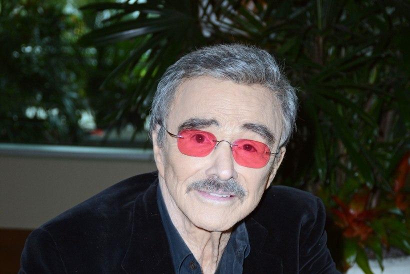 Filmilegend Burt Reynolds: vuntsid aitasid mul saada häid rolle ja naisi