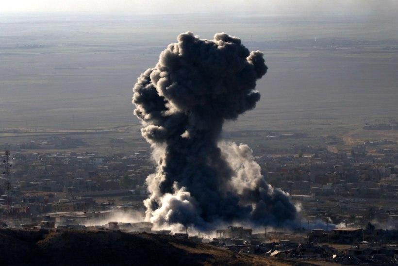 """Islamiriigi mässulised ründavad Venemaad """"üsna pea"""""""
