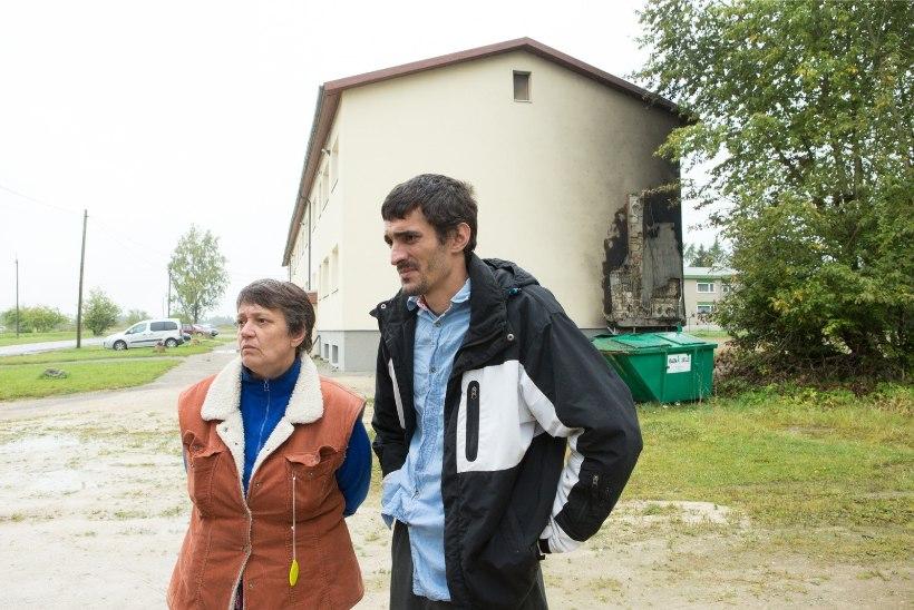 Vao pagulaskeskuse põleng: osa tõendeid läks vett vedama