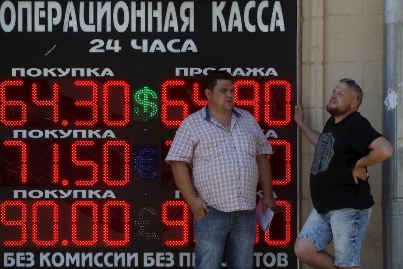 Venemaal on järsult kasvanud uusvaeste arv