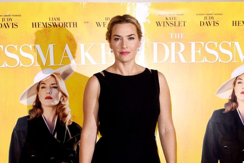 Kate Winsleti tütar on kade: ema sai tema lemmiknäitlejaga seksistseeni teha!