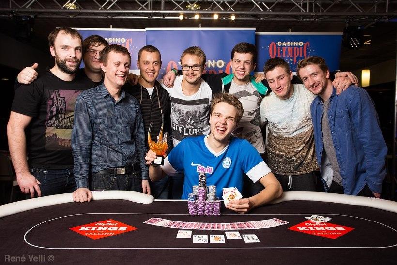 Pokkerifestivali Kings of Tallinn auhinnafond ületab 500 000 euro piiri