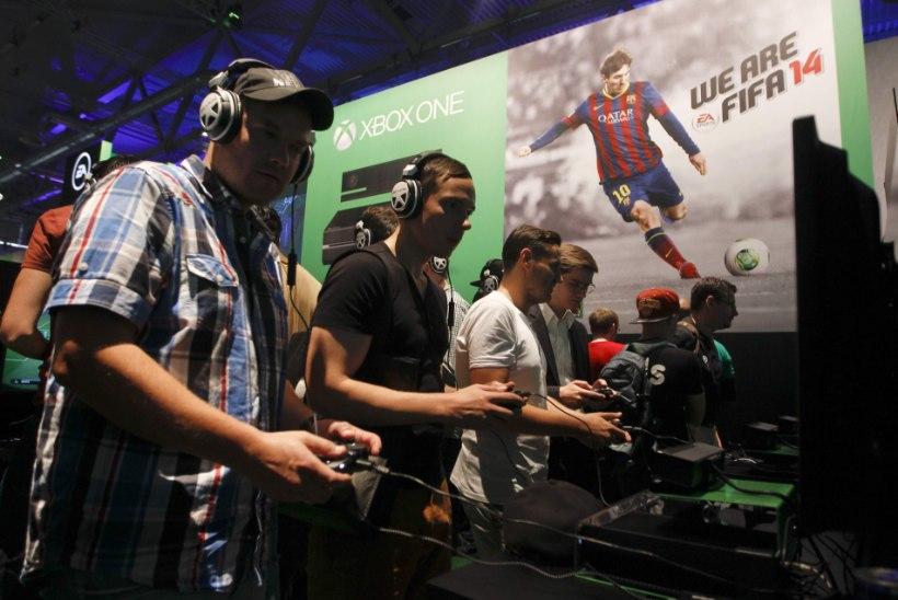 Videomäng FIFA võib teha igast poisist miljonäri või pesuehtsa maailmameistri