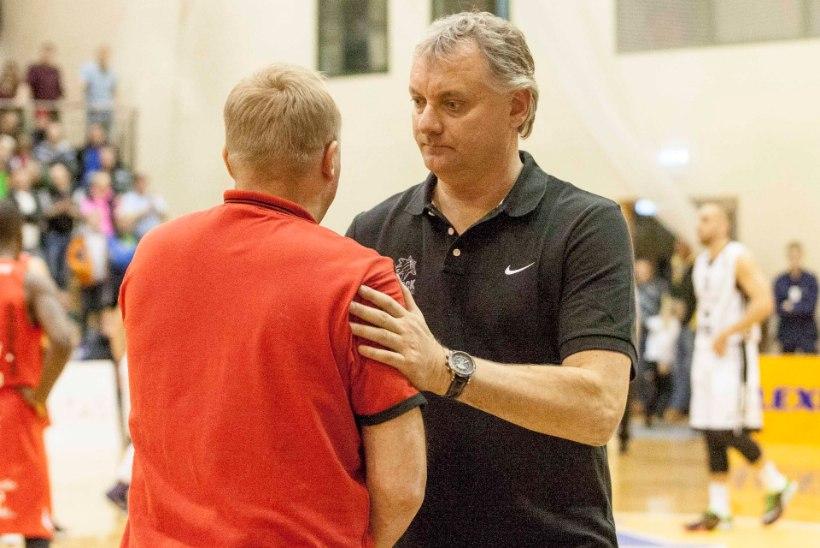 Mõtlik Gert Kullamäe: oleme hädas palli liigutamise ja korvi saamisega