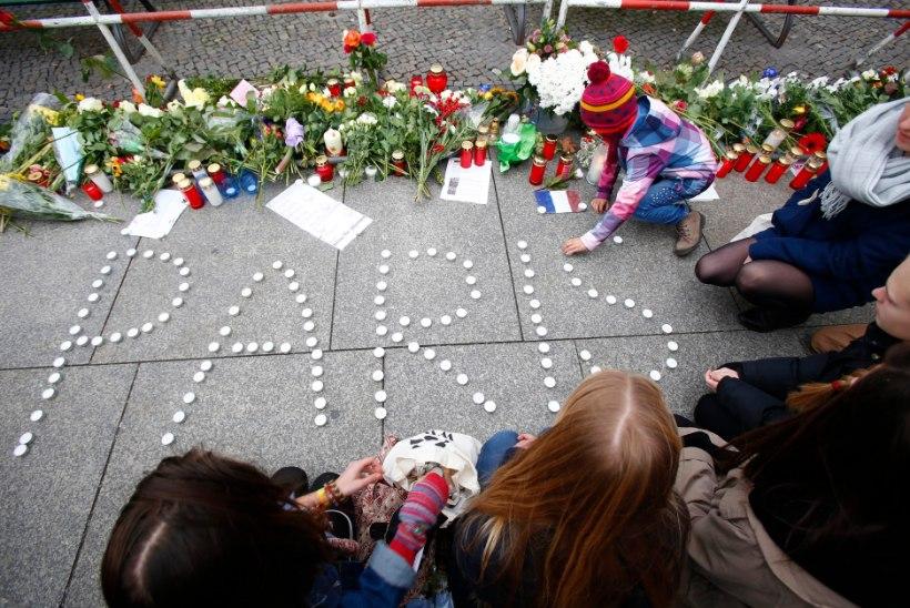 Pariisi sündmuste taustal peaks Eesti koheselt taastama piirikontrolli