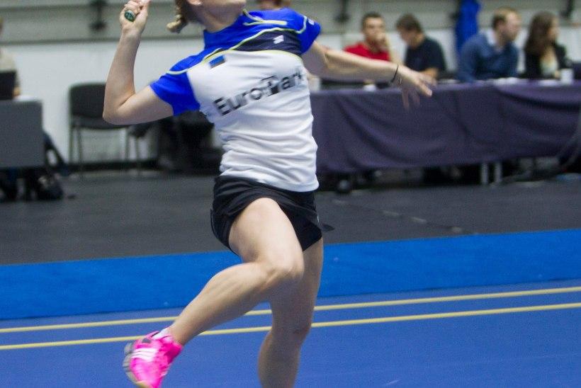 VAHVA! Olümpiale pürgiv Kati Tolmoff jõudis Euroopa Karikaetapil poolfinaali