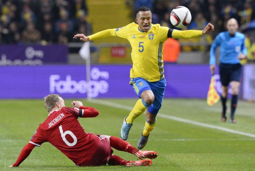 GALERII JA VIDEOD | Üle üheksa tunni Taani väravalukku muukinud Zlatan sai lõpuks ülesandega hakkama