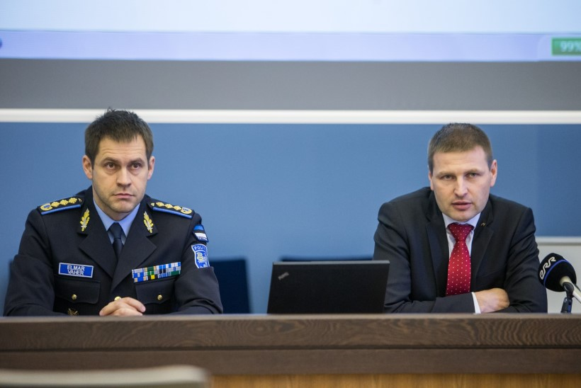 Pevkur: Eesti tugevdab valvet piiridel