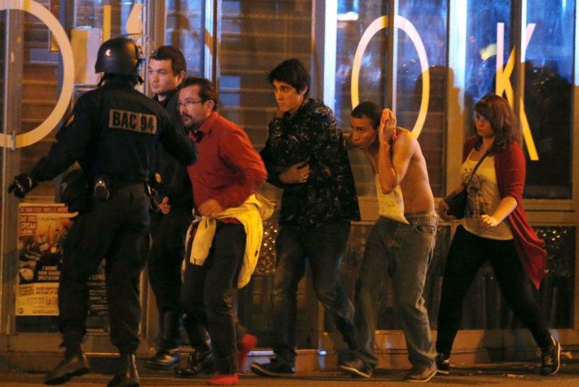 ÕL ARHIIV | Pariis on pisarais, aga pole hirmul!