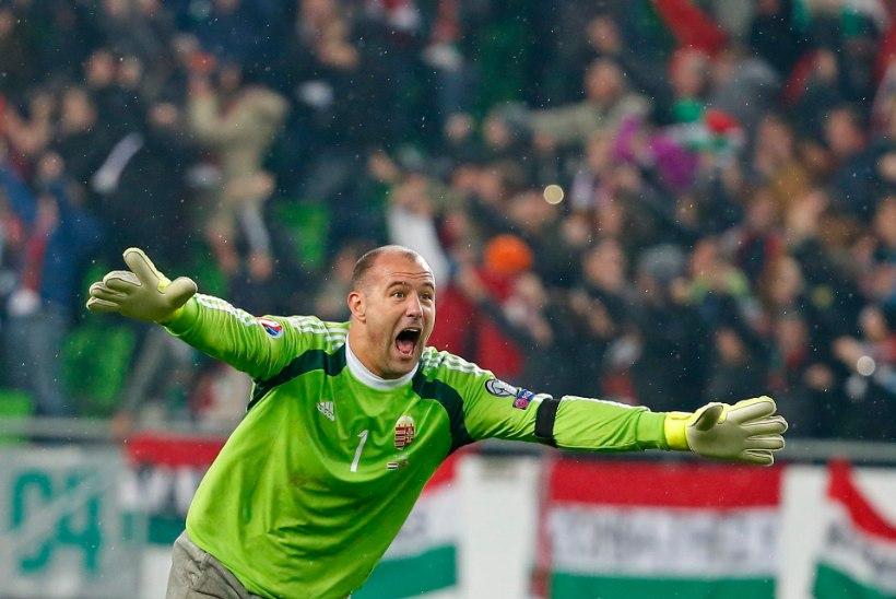 NII SEE JUHTUS | Sport 15.11: Ungari jõudis EMile!