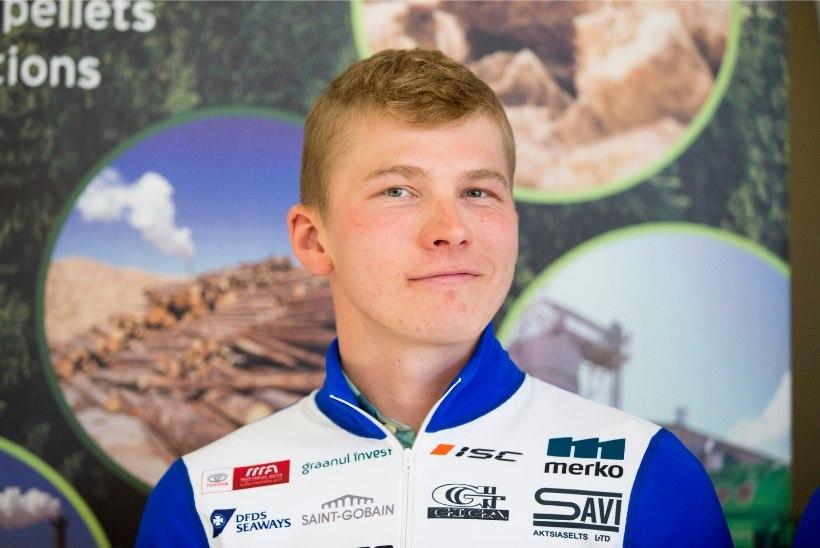 Tänane parim Eesti suusamees Olosel: ei pannud endale pingeid, aga väga oluline oli teha hea sõit