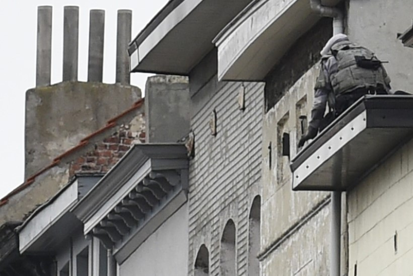 GALERII | Brüsselis on käimas politseioperatsioon