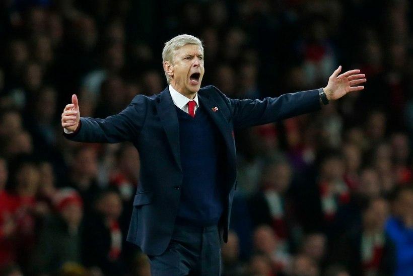 Karm hinnang: Arsene Wenger on Arsenali vigastustes süüdi