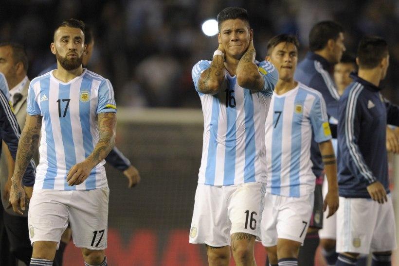Argentiina MMile pääsemise tõenäosus ainult 1,15%!?